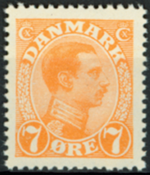 Danmark - AFA nr. 98 - Postfrisk