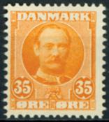 Danmark - AFA nr. 63A - Postfrisk