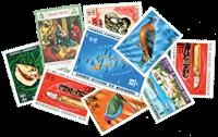 Nouvelles Hebrides 7 timbres différents - Valeur Yvert jusqu'á 4,00 / 4,00 / 20,00 ¤ le timbre