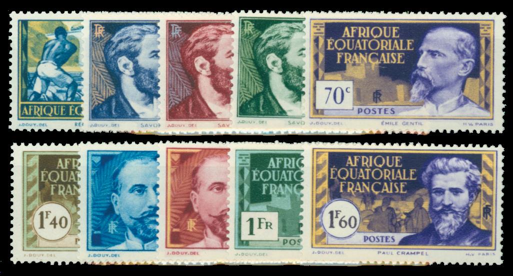 Afr. Equ Francaise 77/86