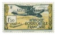 French Equatorial Africa - YT PA14
