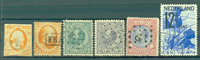 Netherlands - Collection - 1852-1980