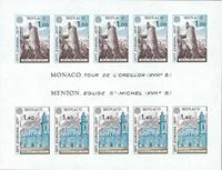 Monaco - YT  13 - Souvenirsheet