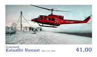 Greenland - Aviation - Mint stamp