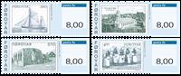 Færøerne - Frama 2014 - Postfrisk sæt 4v