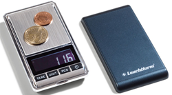 LIBRA 500 digital scale, 0,1-500 g