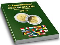 EURO-KATALOG 2015 Mønter og sedler Tysk- Leuchtturm