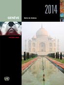United Nations Geneva - Yearpack 2014 - Year Pack