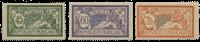 France 1907 - YT 143/45