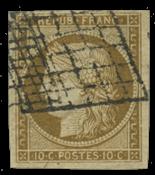 France 1850 - YT 1