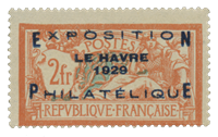 France 1929 - YT 257A - Unused