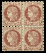 France 1872 - YT 51 - Unused