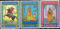 Algeriet - Postfrisk sæt - YT 434-36