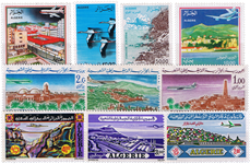 Algeriet - Postfrisk sæt - YT PA15-24