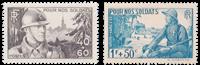 France 1940 - YT 451/452 - Unused