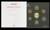 Danmark møntsæt 2014