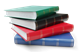 Insteekboek - diverse kleuren - A4 - 64 witte bladzijden