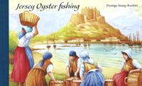 Jersey - Oyster fishing - Mint prestige booklet
