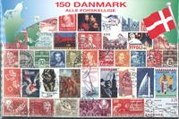 Danmark - 150 forskellige