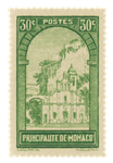 Monaco - 1933-37 - Y&T 122 postfrisk