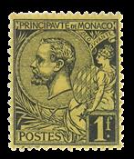 Monaco 1891-97 - YT 20