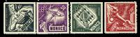 Monaco 1953 - Luftpost postfrisk - YT PA51/54