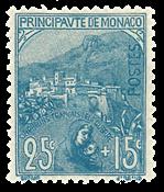 Monaco 1919 - YT 30