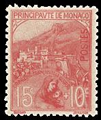 Monaco 1919 - YT 29