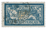 France 1900 - YT 123 - Cancelled