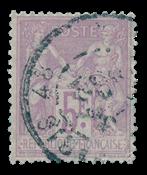 France 1876 - YT 95 - Cancelled