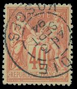 France 1876 - YT 94 - Cancelled
