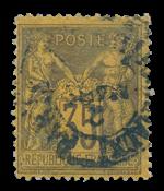 France 1876 - YT 93 - Cancelled
