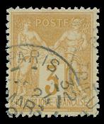 France 1876 - YT 86 - Cancelled