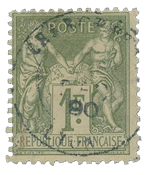 France 1876 - YT 82 - Cancelled