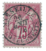 France 1876 - YT 71 - Cancelled