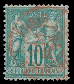 France 1876 - YT 65 - Cancelled