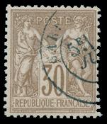 France 1876 - YT 69 - Cancelled