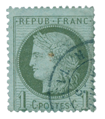 France 1871 - YT 50 - Cancelled