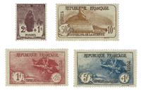 France 1926 - YT 229-32 - Unused