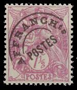 France - Precancelled Y&T 42