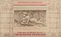 France - Red Cross 1952 YT 2001 - Mint Booklet