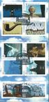 Belgien - René Magritte - Stemplet hæfte