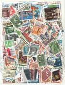 Danmark - 670 forskellige frimærker