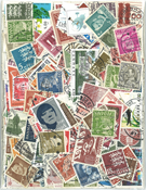 Denmark - 500 different stamps