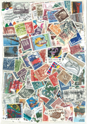 Danemark - 750 timbres différents