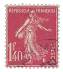 France 1924 - YT 196 - Cancelled