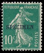 France 1925 - YT 159-CI3 - Mint