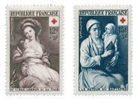 France  - YT 966-67 - Mint