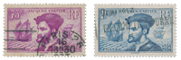 France 1934 - YT 296-97 - Cancelled
