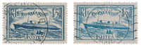 France 1935 - YT 299/300 - Cancelled